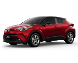 All New C-HR 1.8 A/T Single Tone