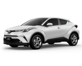 All New C-HR 1.8 A/T Dual Tone