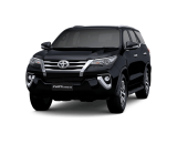 New Fortuner 4x2 2.4 G A/T DSL