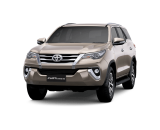 New Fortuner 4x4 2.4 G A/T DSL