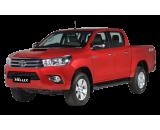 All New Hilux D-Cab 2.4 Diesel G 4x4 M/T