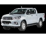 All New Hilux D-Cab 2.4 Diesel E 4x4 M/T