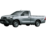 All New Hilux S-Cab 2.4 DSL M/T