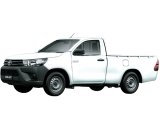 All New Hilux S-Cab 2.5 M Diesel M/T
